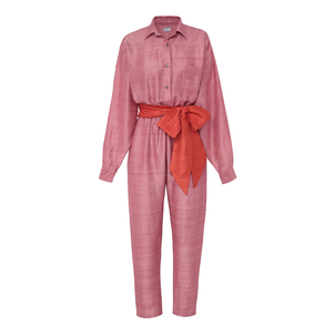 Rhode Resort Tara Dusty Rose Jumpsuit