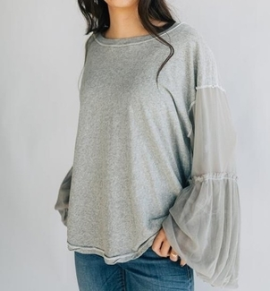 Free People My Muse Top Tops