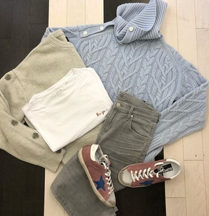 Winter Layers Pants Shoes Tops