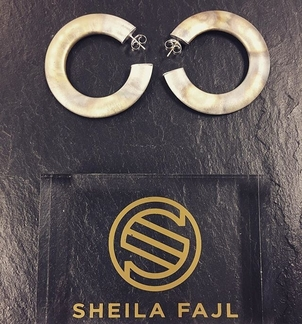 Sheila Fajil Irene Earrings Jewerly