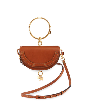 Chloé Leather Mini Nile Bag Bags