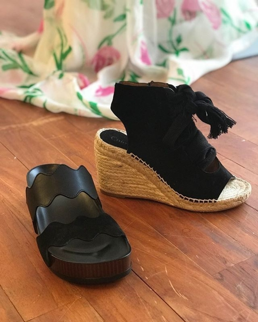 Chloé First Signs of Spring 2018 Shoes