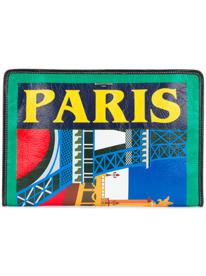 Balenciaga Paris Bazar Pouch Accessories
