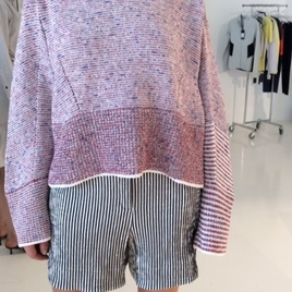 Fresh Twist Shorts & Spring Sweater!!