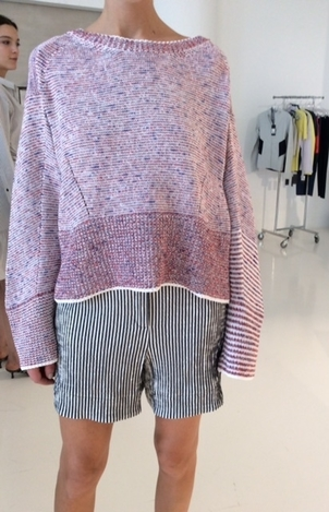 Dorothee Schumacher Fresh Twist Shorts & Spring Sweater!! Tops