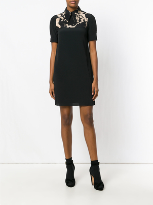 N°21 N21 Short Sleeved Shift Dress Dresses