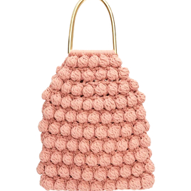 Barranco Tote in Rose