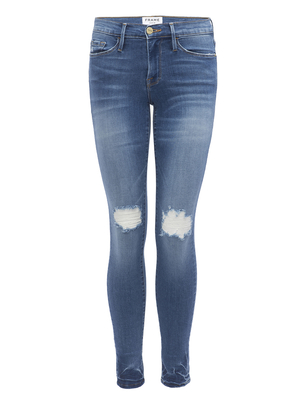 FRAME Frame Denim Le Skinny Jean in Roman Pants