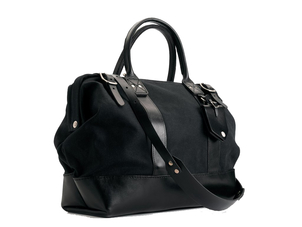 Billykirk SMALL CARRYALL BLACK Men's