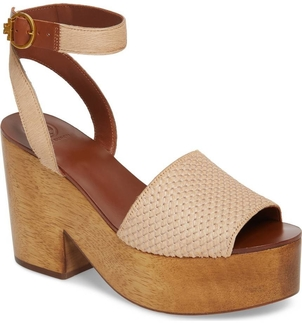 Tory Burch 100mm Camilla Sandal Shoes