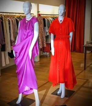 Balenciaga Rosie Assoulin They are magical Dresses