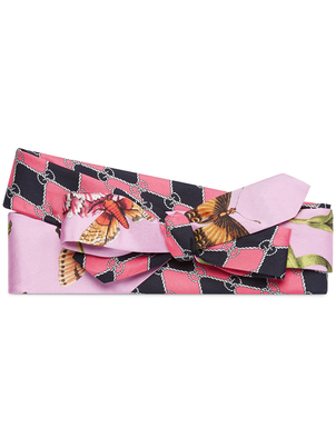 Gucci Silk Headband Accessories