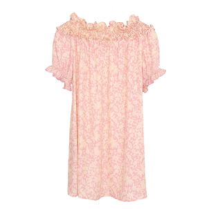 Natalie Martin Pilar Dress in Pink Orchard Dresses