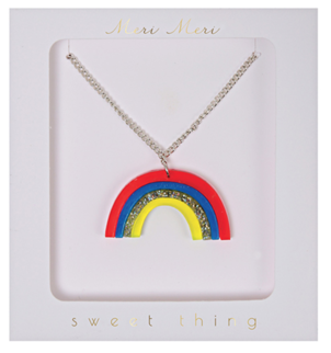 Meri Meri Rainbow Necklace Kids