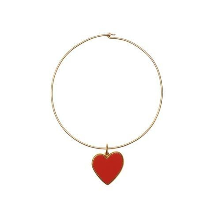 Edie Parker Choker Necklace Jewelry
