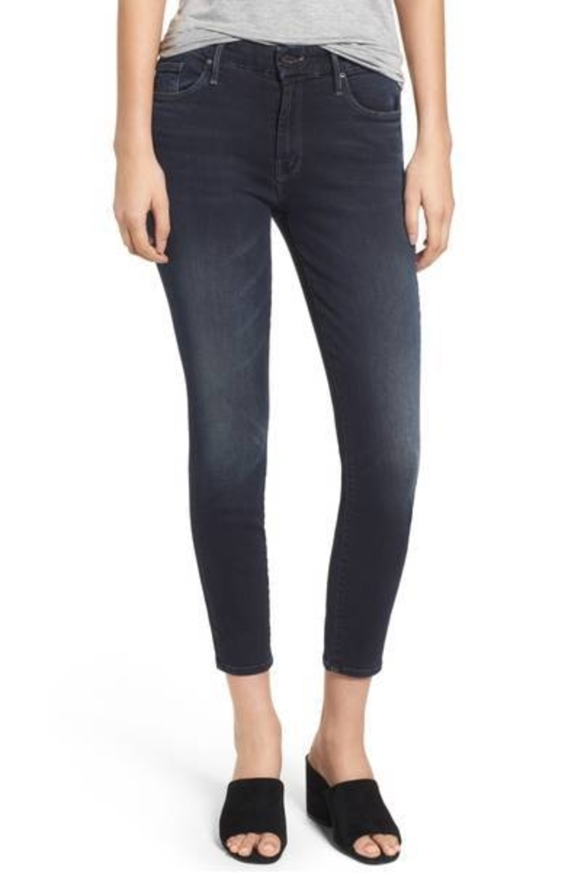 Mother The Looker Crop Last Call Pants