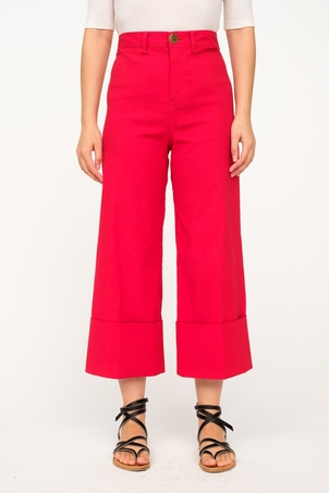 Sea Winona Classic Cuffed Pant Pants