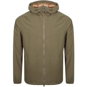 Barbour Irvine Waterproof Jacket in Olive Men's