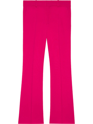 Gucci Short Bootcut Hot Pink Pant Pants