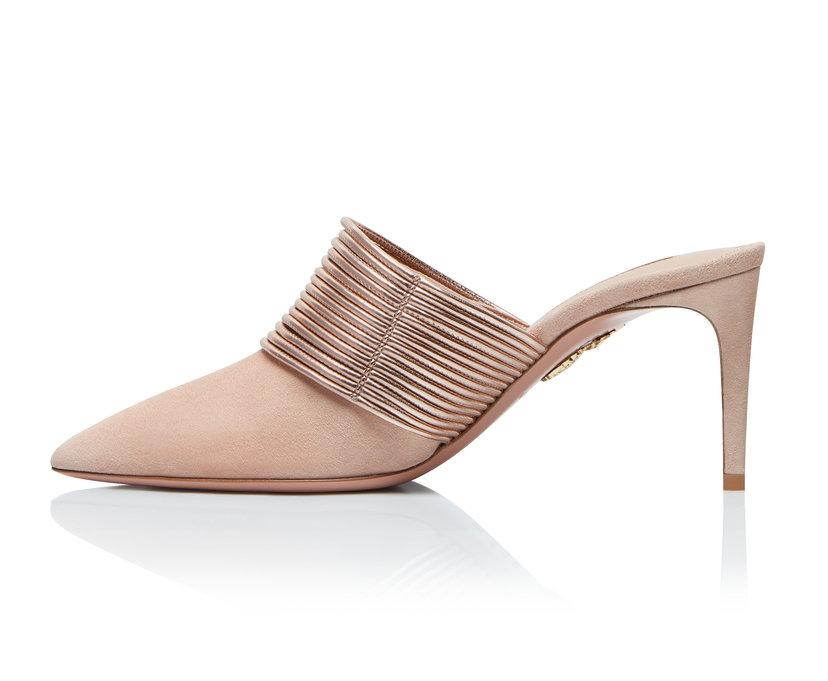 Aquazzura Aquazzura Rendez Vous Mule Shoes