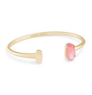 Kendra Scott Vada Bracelet in Blush Pearl Jewerly