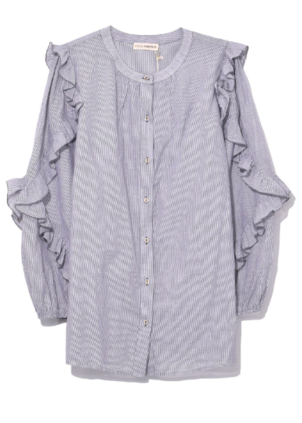 Ulla Johnson Lillian Blouse Tops