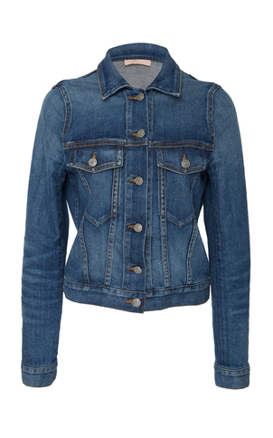 Brock Collection Jessie Denim Jacket Outerwear