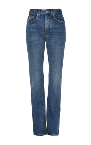 Brock Collection Wright Dark Vintage Jeans Pants
