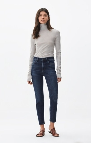 Citizens of Humanity Citizens of Humanity - Cara hi-rise straight leg Pants