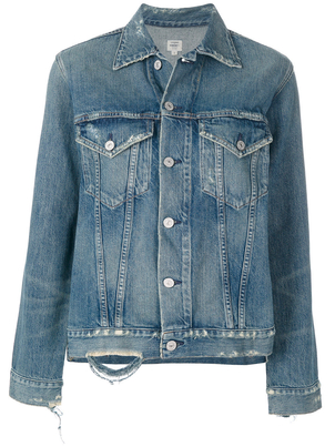 Citizens of Humanity Krista Denim Jacket Outerwear