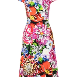 Osmond Paint by Numbers Dress