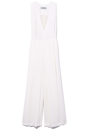 Rachel Comey Rhoads Jumpsuit in White Dresses