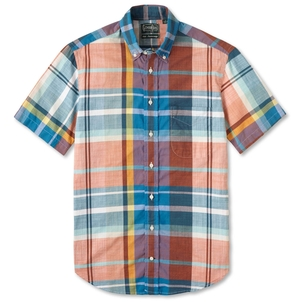 Gitman Vintage SHORT SLEEVE SHIRT Men's