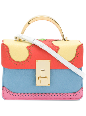 The Volon Data Alice Leather Bag Bags