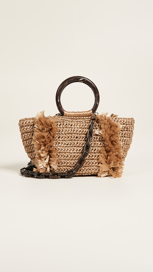 Carolina Santo Domingo Carolina Santo Domingo Bamboo Bag Bags