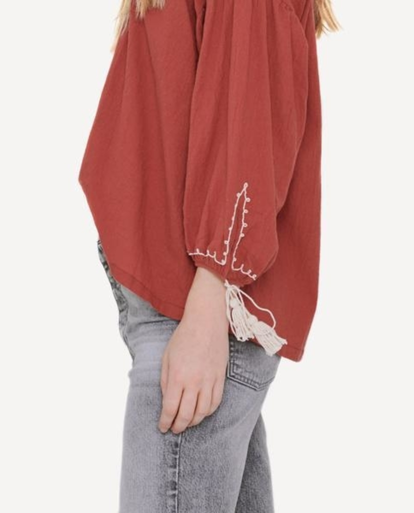 The Great. The Vineyard Tunic Tops