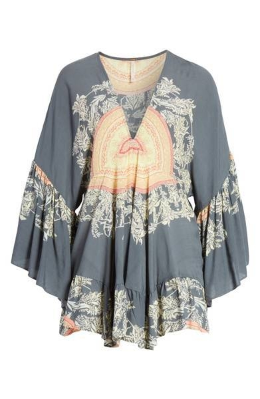 Free People Sunset Dreams Blouse Tops
