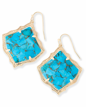Kendra Scott Kirsten Drop Earrings (More Colors) Jewerly