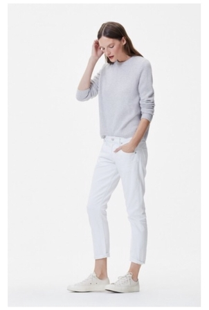 Citizens of Humanity Glacier White 'emerson' fit Citizens of Humanity Pants