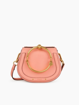 Chloé CHLOE SHOULDER BAG IDEAL BLUSH Bags