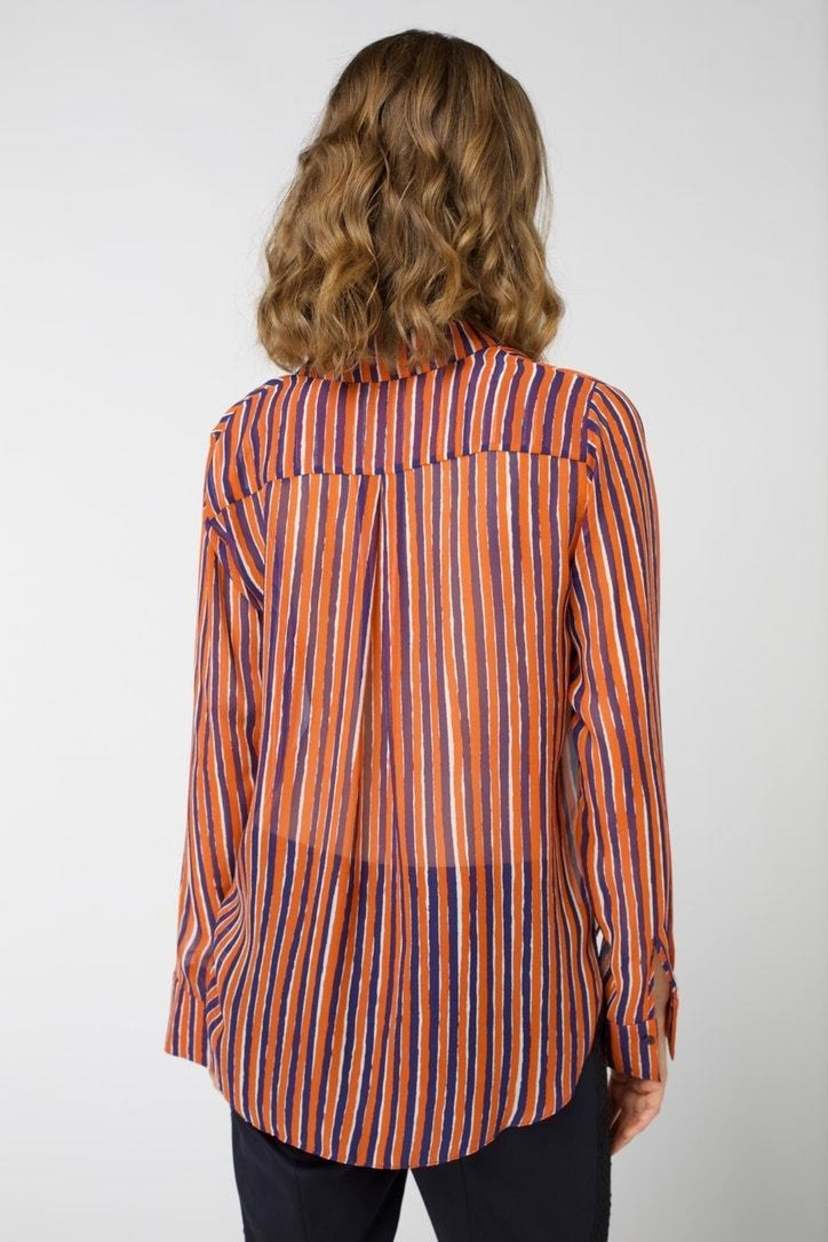 Dorothee Schumacher Stripes on the MOVE blouse Tops