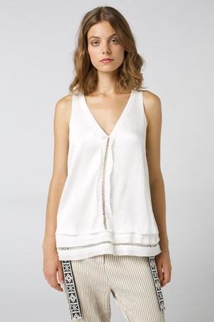 Dorothee Schumacher Fascinating structure blouse Tops