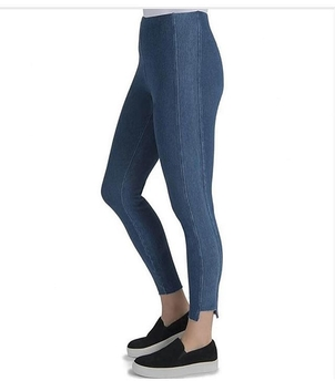 Lyssé The Step Hem in Indigo Pants