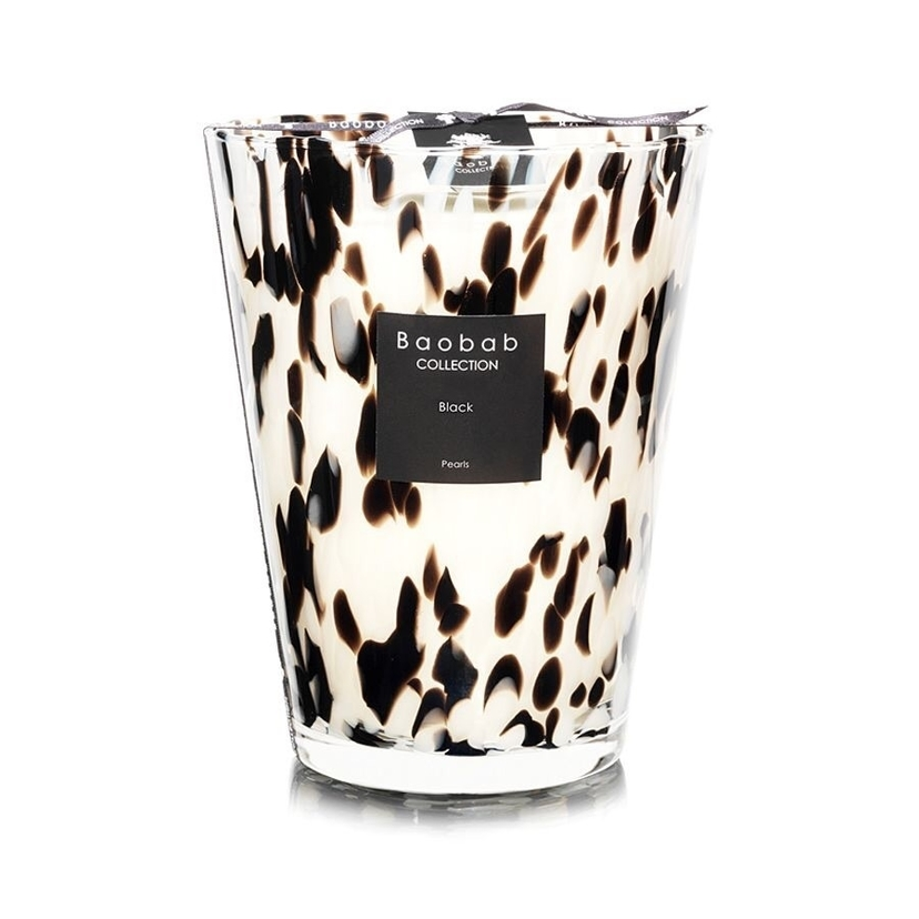 Baobab Black Pearls Candle Large Health & beauty
