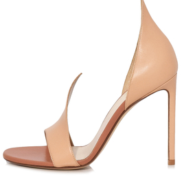 Flame Sandal in Nude