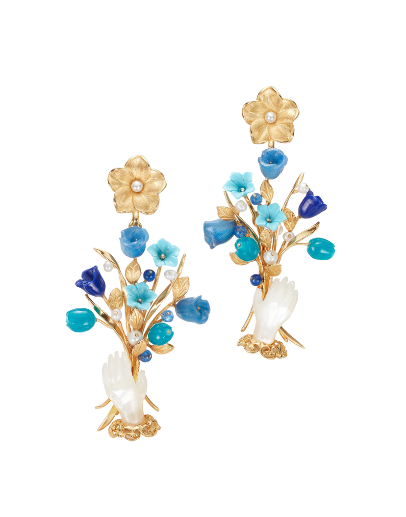 Of Rare Origin Exclusive Earring in Blue Gifts Jewelry