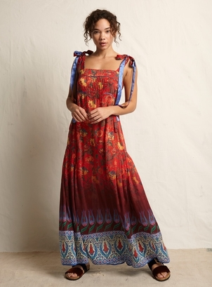 Warm Leela Dress Dresses