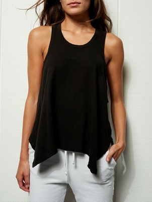 Tee Lab by Frank & Eileen Swing Tank Black Tops
