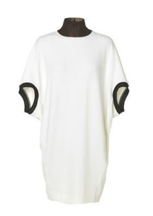 By Malene Birger Myna Tunic White Dresses Tops