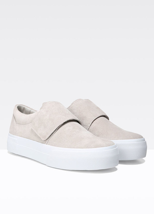 Vince Cage Suede Sneakers Shoes